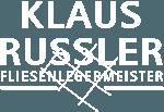 Fliesenlegermeister Klaus Russler